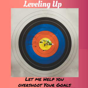 lLeveling Up Executive Coaching Product
